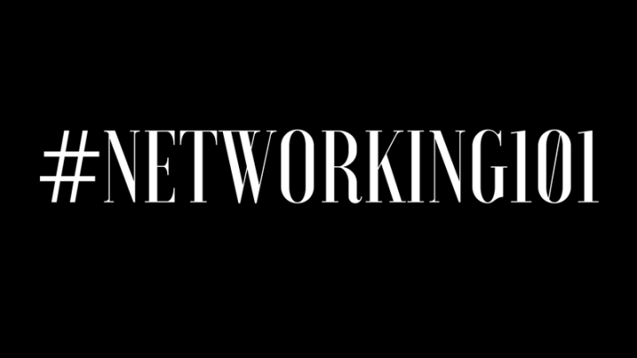 #Networking101