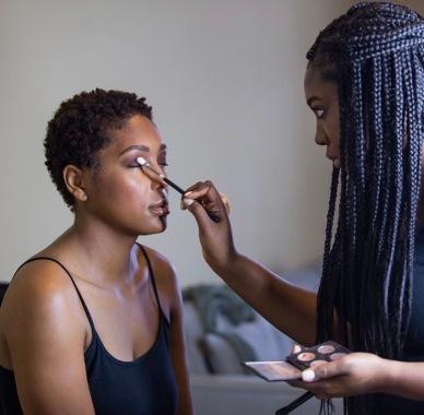 Makeup Artist: Kierra Lanice