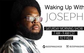 Radio Personality: Joseph Vaughns