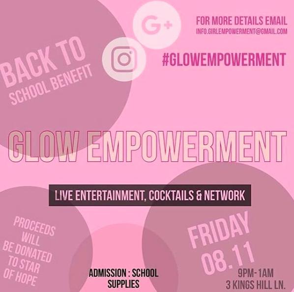 Glow Empowerment